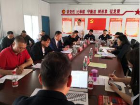潜江城投恒畅公司 枣潜连接线项目顺利通过交工验收